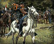 Second United States Dragoons
