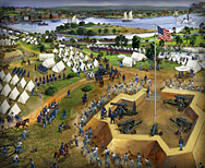 Fort Corcoran and the Assembling of the Army Around Washington