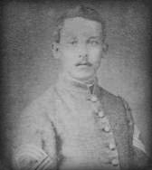 Private W E Sims, 1st Mississippi Battalion Infantry