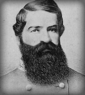 Lieutenant Colonel T Ashby, 7th Virginia Cavalry