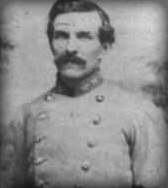 Captain J Conner, commanding company A, Hampton Legion South Carolina Infantry